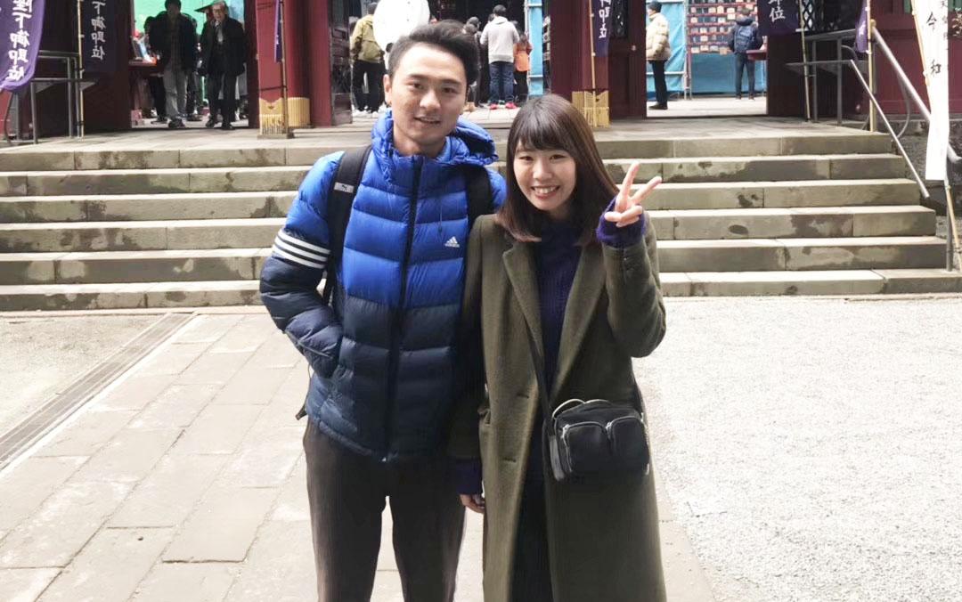 郭同学    早稻田外语专门学校