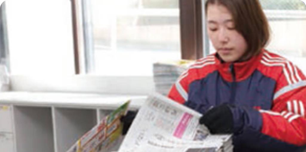 日本新闻生报社工作实拍